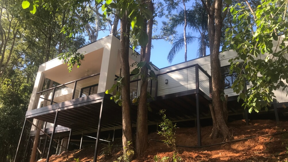 building in bushfire prone areas