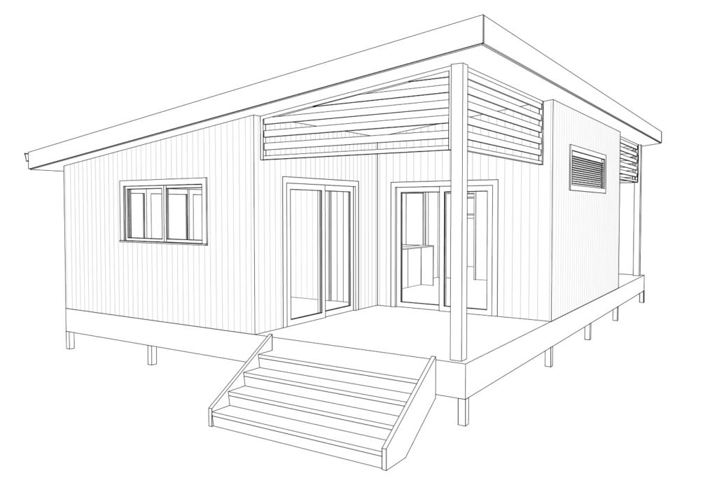 IN PROGRESS: Camellia Cottage