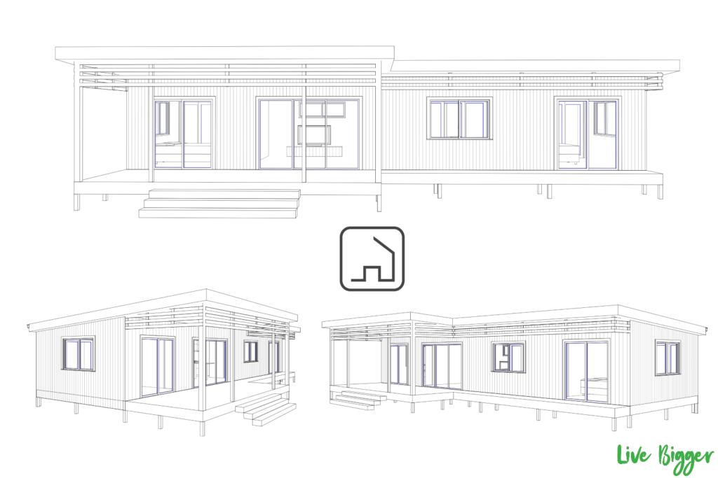 Danny's Den - Design LOGO