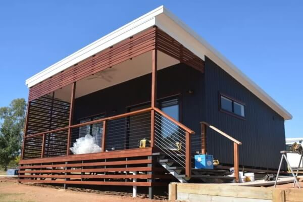 how to build a granny flat